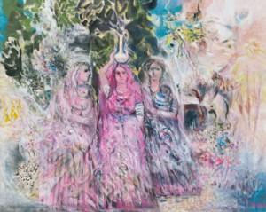 Nika 2013 Painting